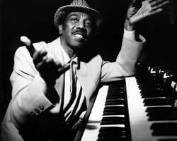 Black guy organ