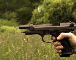 Gun shoot cartridge war 51117