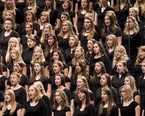 Byu womens chorus