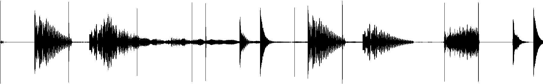 percussive synthloop 123