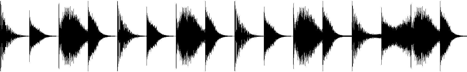 basic industrial drum loop