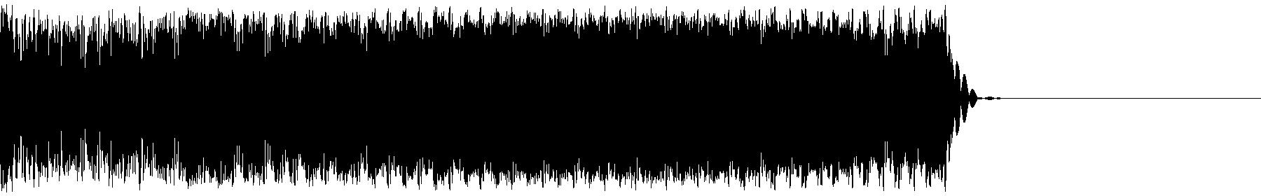 piercing distorted bass