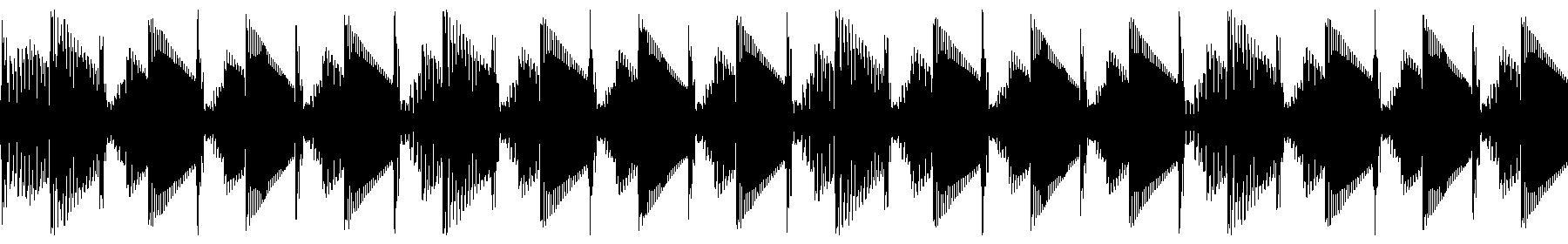 muffled house bass